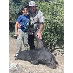 SLA-28 Youth Hog Hunt, Texas