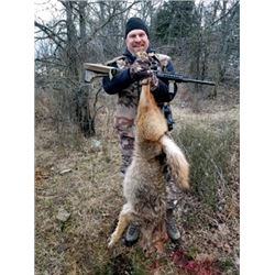 SLA-30 Predator Hunt, Oklahoma