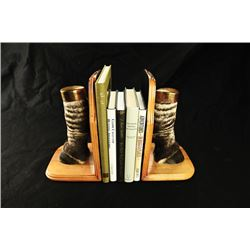 SLA-42 African Game Bookends