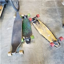 3 LONG BOARDS