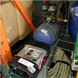 CAMBELL HAYSFIELD, AIR COMPRESSOR, AND CAR AIR COMPRESSOR