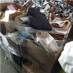 PALLET OF ESTATE ITEMS AND COLLECTIBLES