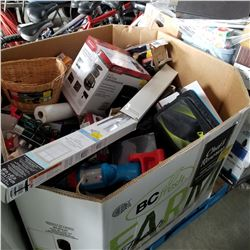 PALLET OF RETURNED ITEMS, COFFEE MAKERS