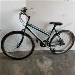GREEN PATH FINDER BIKE