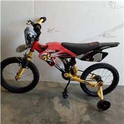 KIDS XGAMES MOTO BIKE BICYCLE