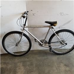 SILVER NO NAME BIKE