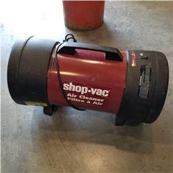 SHOP VAC AC235A AIR CLEANER