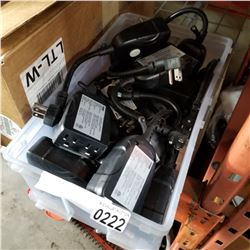 TOTE OF NEW OUTLET SPLITTERS