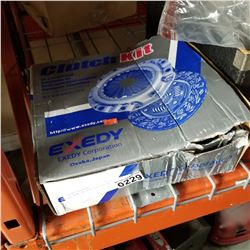 AS NEW IN BOX CLUTCH KIT