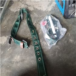 2 MINING SAFETY BELTS