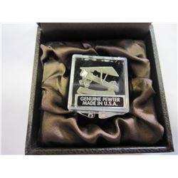 SMITHSONIAN AIRPLANE GENUINE PEWTER COLLECTIBLE