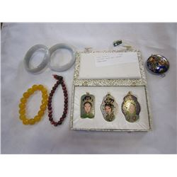 EASTERN JADE AND ENEMAL JEWELLERY