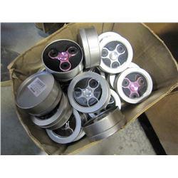 BOX OF FIDGIT SPINNERS