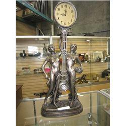 CROSA REPRO FIGURAL CLOCK