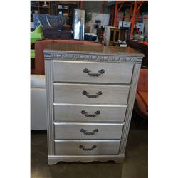 MODERN ASHLEY HIGHBOY DRESSER