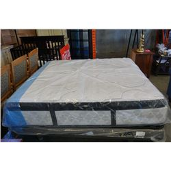 SERTA MASTERPIECE KINGSIZE CHRISTIANO HI LOFT EURO TOP MATTRESS