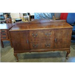 ASHTON AND LEACH CUMBERBIRCH LTD WOOD BUFFET W/ 2 DOORS AND 3 DRAWERS