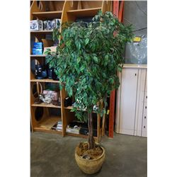 6-1/2FT TALL ARTIFICIAL TREE