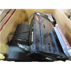 PS3, PS2, AND GAME CUBE CONSOLES