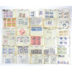 Estate Lot Stamps Polska etc