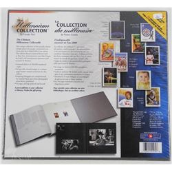 Canada Post Millennium Collection Proof Stamps 'Se