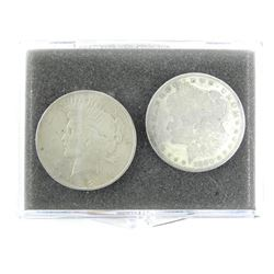 Estate Lot US Silver Dollars 1880-1922