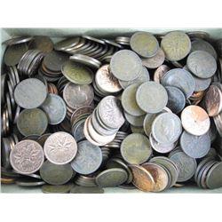 Estate Box Lot Canada 1 Cent