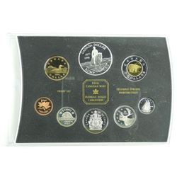 1998 proof Set Sterling Silver