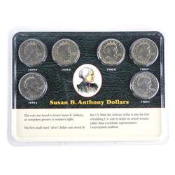 Susan B. Anthony Dollars UNC
