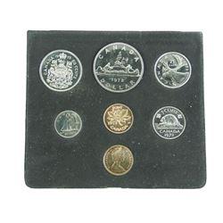 1972 Coin Set 7 Coins