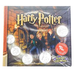 Harry Potter - Collectible Medallion Set