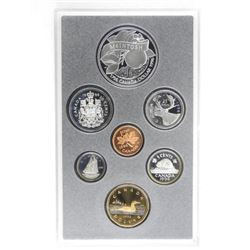 1996 Silver mint Coin Set