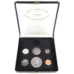 1867-1967 Silver Coin Set Specimen