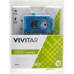 Vivatar Aquashot Waterproof Digital Camera (OR)