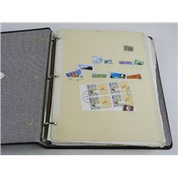 Estate World Stamp Collection