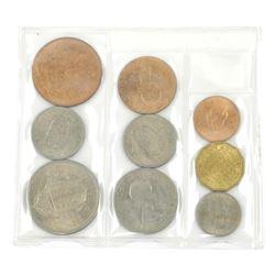 Great Britain - 1953 Mint Set KM#MS101, Note Condi