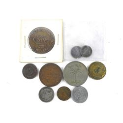Estate Lot Mixed Coins