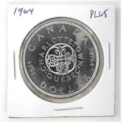1964 Canada Silver PL65