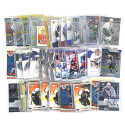 Estate Lot Approx (37) Hockey Cards, Young Guns, S