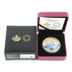 .9999 Fine Silver $20.00 Coin 'Snowy Owl'