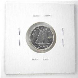 1946 Canada 10 Cent (AU) (SI)