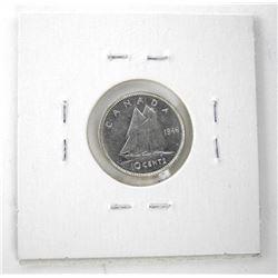 1946 Canada 10 Cent (AU) (ST)