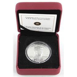 .9999 Fine Silver $15.00 Coin 'Prince Henry'