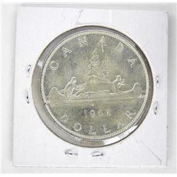 1963 Canada Silver Dollar