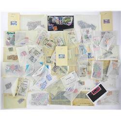 Estate Box Lot Stamps