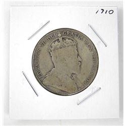1910 Canada 50 Cents 'Edward'