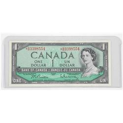 Bank of Canada 1954 * Replacement 1.00