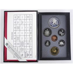 1993 RCM Proof Coin Set