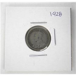 1870 Victoria 50 Cents. NFLD. VG-10