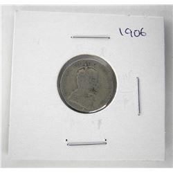 1896 Victoria Silver 10 Cent